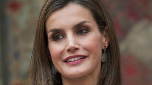 Queen Letizia is all smiles as she greets Rio 2016 Paralympic medalists