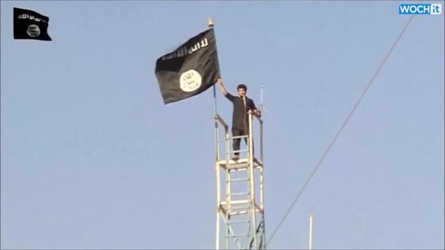 Islamic State Seizes More Territory In Syria: Monitor