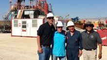 Zion Oil & Gas Management Travel to Israel for Upcoming Well Operations