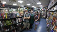 Uma visita à Nostromo, a melhor loja de quadrinhos do mundo