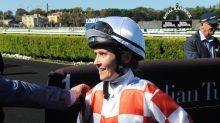 Rachel King returns with a winner first-up
