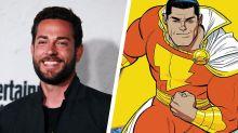 DC's Shazam! to star Zachary Levi
