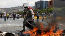 Venezuela says second young man killed in anti-Maduro protests