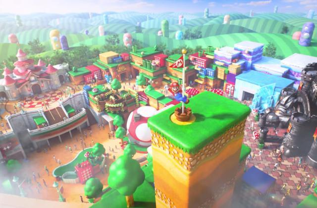 Real-world 'Mario Kart' is headed to Japan's Nintendo theme park