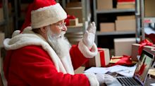 Santa Claus goes virtual: Retailers seek loyalty as COVID-19 keeps shoppers away from stores