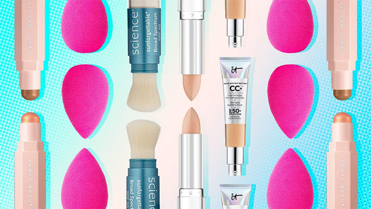 These Are the Makeup Finds Top Dermatologists Can't LiveWithout