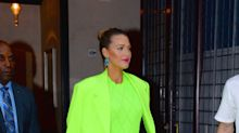 Every celebrity in Hollywood keeps wearing this bold color