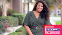 'You can be unhappy with it or thank God for what you have': Curvy influencer shares key to success
