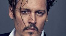 Johnny Depp's a Dior Model Now