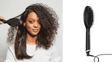 GHD's hot hairbrush is back in stock - six month after selling out in days