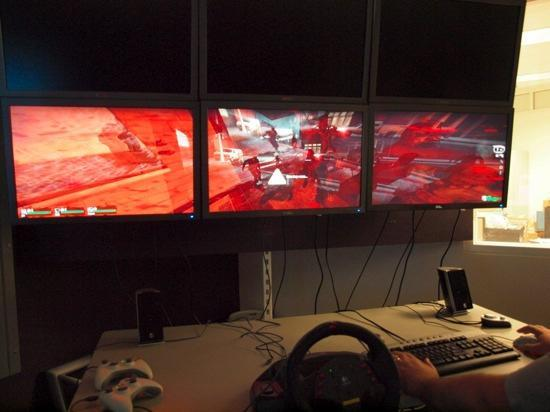 ATI Radeon Eyefinity unveiled: up to six monitors on a single card