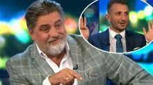 Matt Preston's subtle dig at Channel 10 on The Project