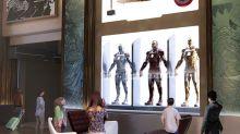 迪士尼鋼鐵人主題旅館 全球首間漫威新地標