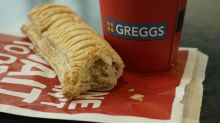 What to Watch: Greggs' vegan boost, Countrywide and Admiral talk Brexit, and Quiz sales dive