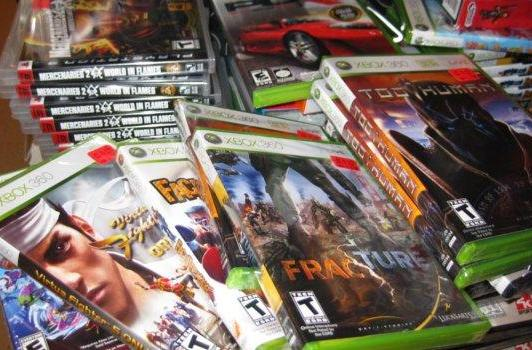 Target clearance: Too Human, Mercenaries 2, Fracture and others