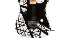 Eddie Van Halen guitars sold at auction following rocker's death