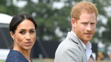 Harry and Meghan hit out at BBC story on Lilibet's name