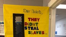 Teacher's powerful slavery lesson for Black History Month goes viral