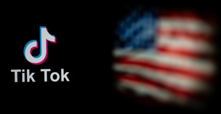 Donald Trump has warned short video-sharing app TikTok could be used by China to track users and conduct espionage, a claim it denies