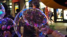 聖誕跨年人氣發光小物 LED波波球告白氣球花樣多