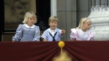 ¿Quiénes son los nietos de la reina?