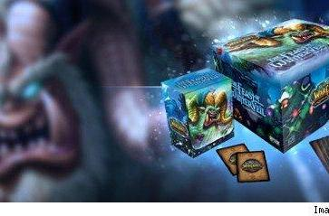 12 Days of Winter Veil Giveaway: World of Warcraft TCG Feast of Winter Veil Collector's Tin