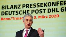 Deutsche Post sees Amazon dependence falling as online booms