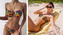 Shoppers go wild over $15 knock-off of designer bikini