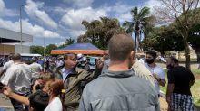 """Bolsonaro se irrita com homem que pediu arroz menos caro: """"Vai comprar na Venezuela"""""""