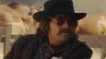 'Once Upon a Time in Hollywood': Watch Leonardo DiCaprio ad lib about precocious co-star in deleted scene