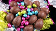 Why do we eat chocolate eggs at Easter?