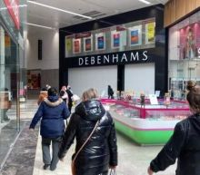 End of an era for Debenhams as final shops set to close