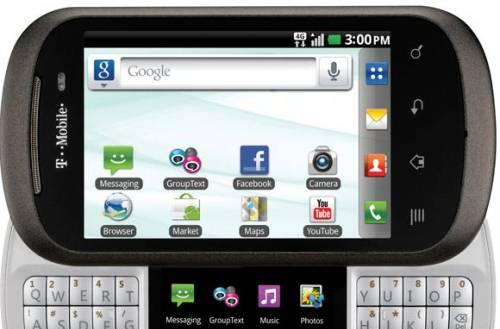 LG DoublePlay makes its official intro on T-Mobile, offers dual-screens and split keyboard