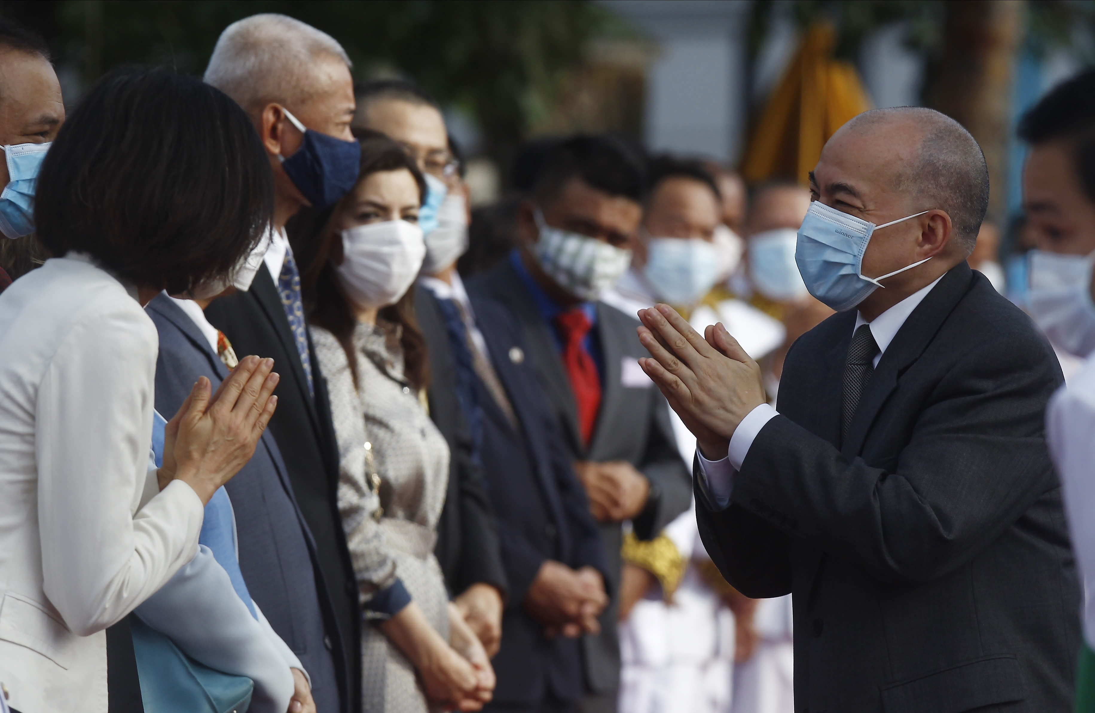 Cambodia's new virus rules restrain holiday celebrations