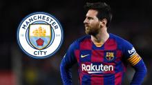 """Rivaldo crava: """"Manchester City seria a melhor opção para Messi"""""""