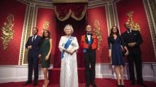 Schnelle Reaktion von Madame Tussauds: Harry und Meghan sind nicht mehr Teil der königlichen Familie
