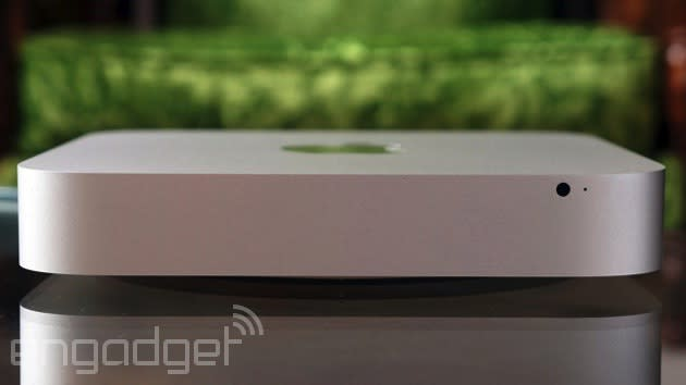 You can't upgrade the new Mac mini's RAM