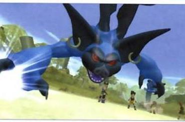 Blue Dragon scans, new info