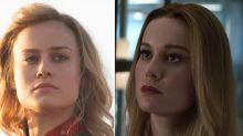 Avengers: Endgame Directors Explain Why Brie Larson's Captain Marvel Has a New Look