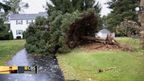 Storm pummels East Coast
