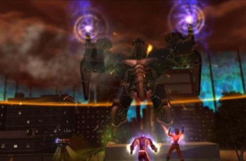 City of Heroes unveils the trailer for the Apex task force