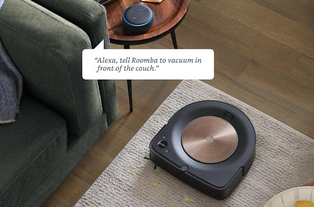 iRobot's Roomba gets a huge intelligence boost