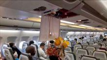 Irã estimula passageiros de avião a processar EUA após incidente