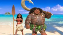 Moana scores a huge $81 million on its opening weekend