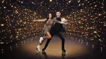 Rebekah Vardy was 'petrified' to skate again after injuring 'Dancing on Ice' partner