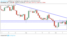 EUR/USD Daily Forecast – Euro CPI Unchanged In Year to August