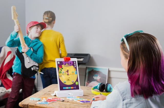 'Coding Jam' uses musical blocks to teach kids programming concepts