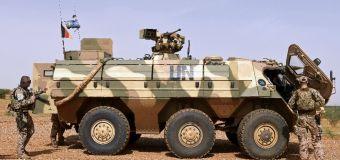 Eight U.N. peacekeepers killed in Mali attack