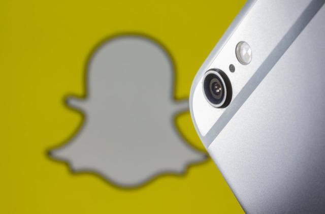 Snapchat's camera may help you shop at Amazon