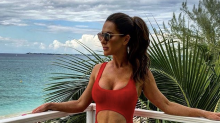 Meghan Markle's friend Jessica Mulroney fires back at body shamers after posting swimsuit photo